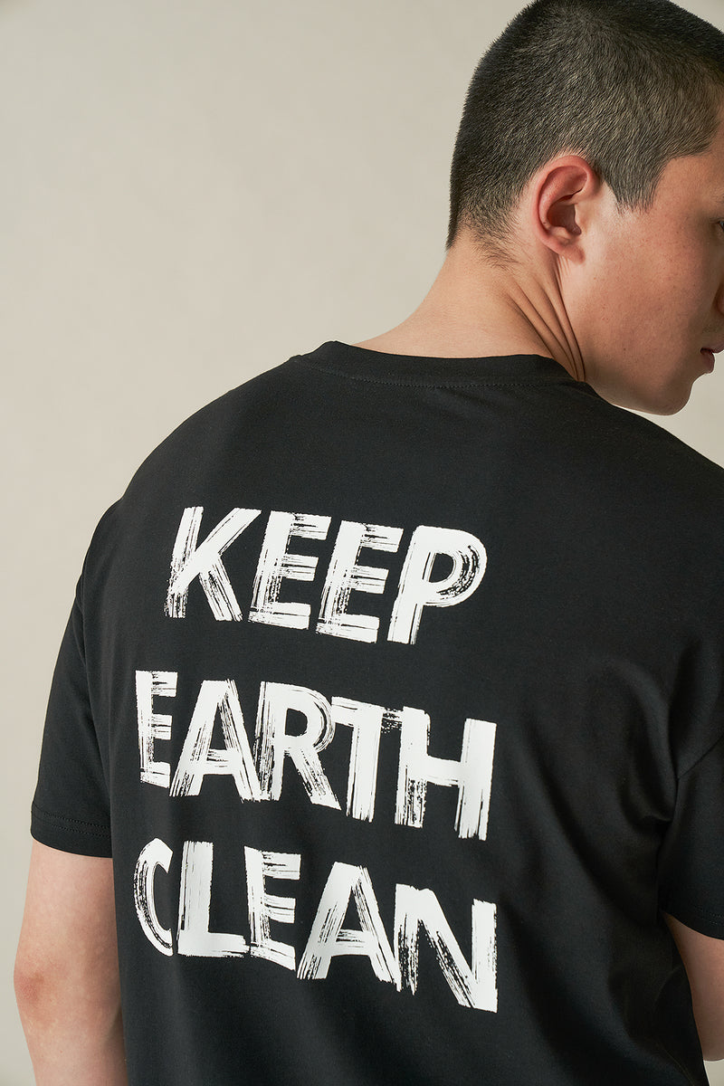 Earth Oversized T-Shirt