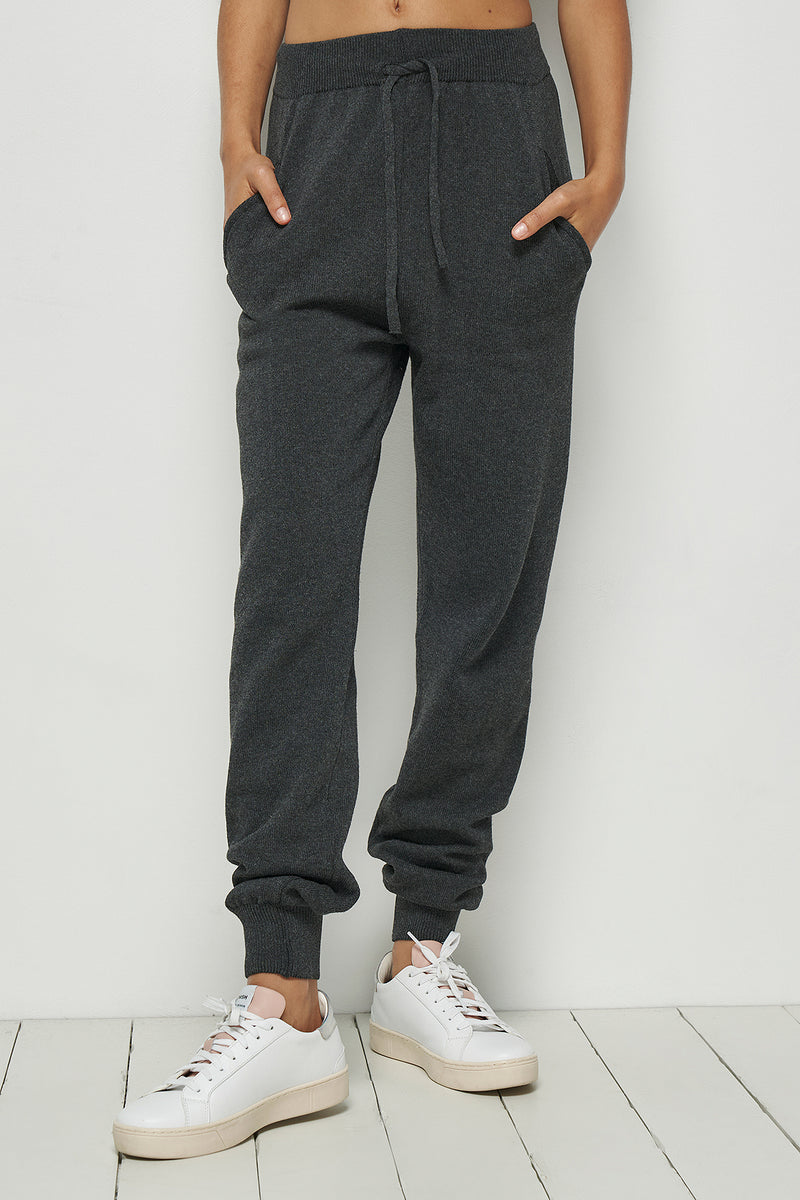 100% Recycled Knitted Lounge Unisex Joggers