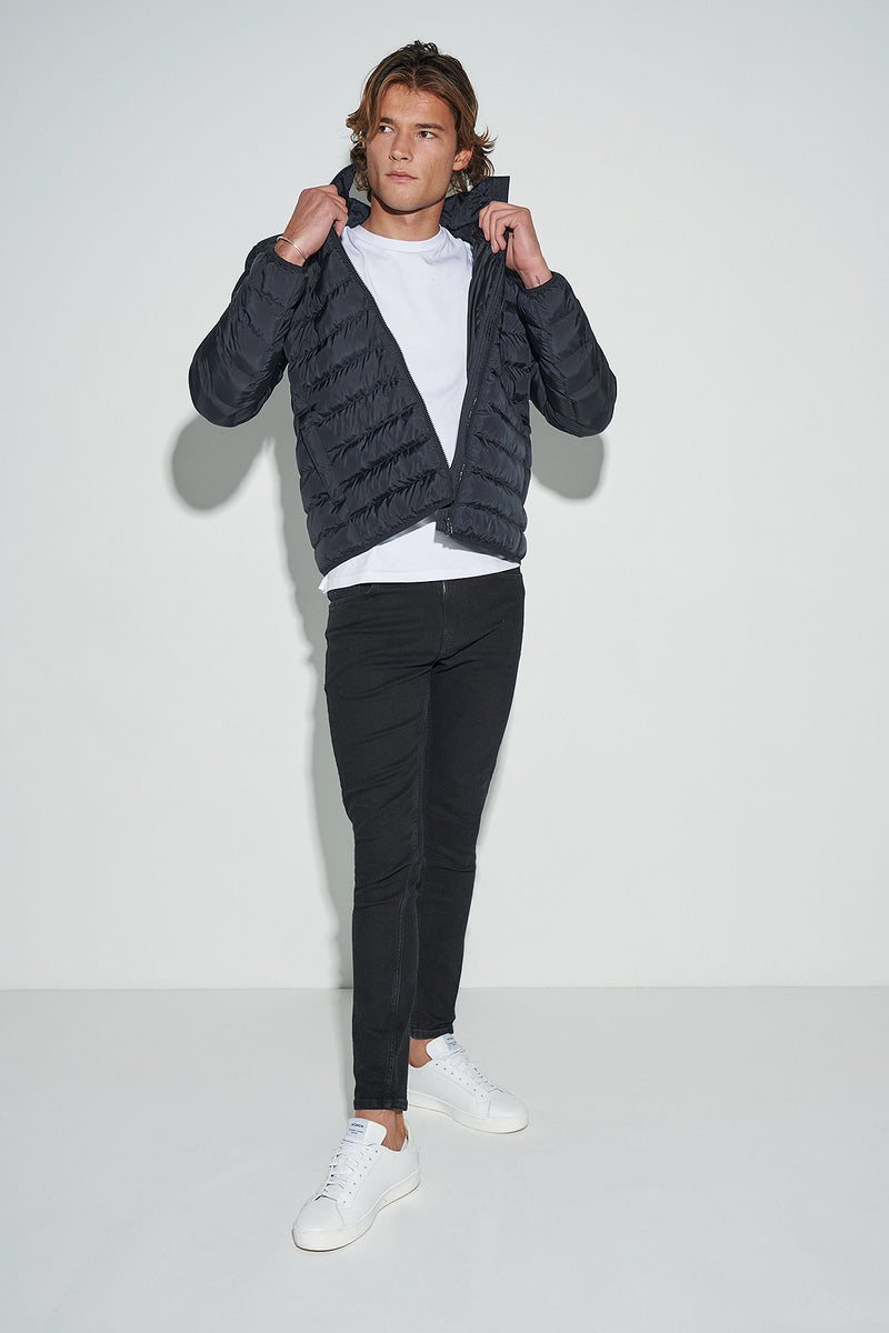 100% Recycled Light Quilted Jacket
