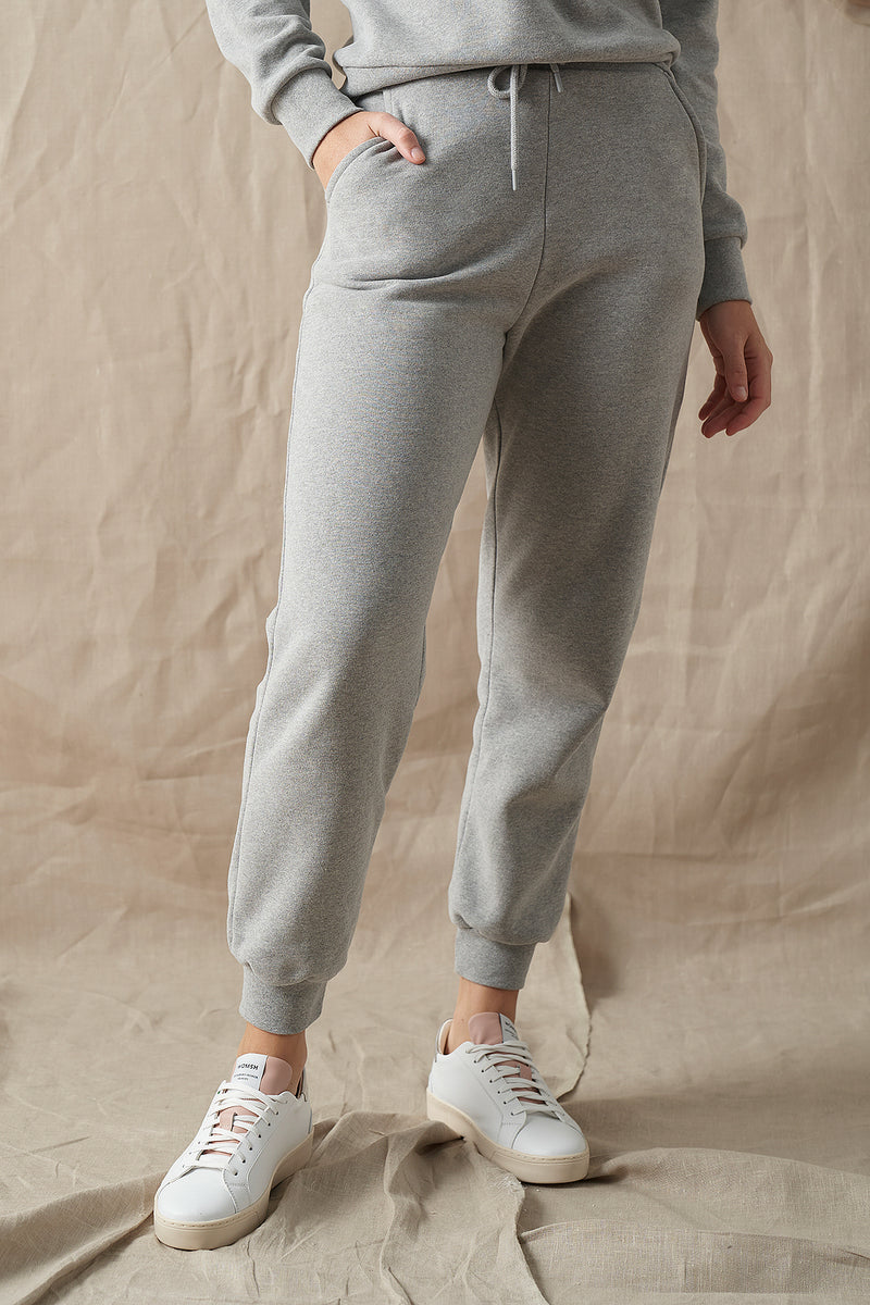 100% Recycled Relaxed Fit Tapered Joggers