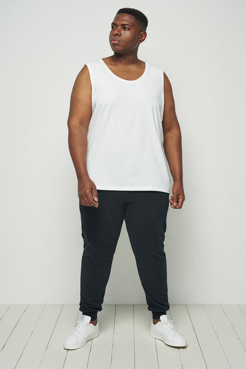 Slim Fit Tapered Joggers