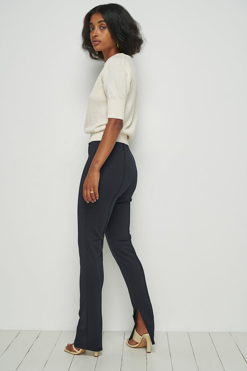 Split Hem Leggings