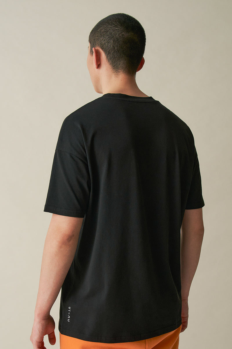 Sustainably Driven Oversized T-Shirt