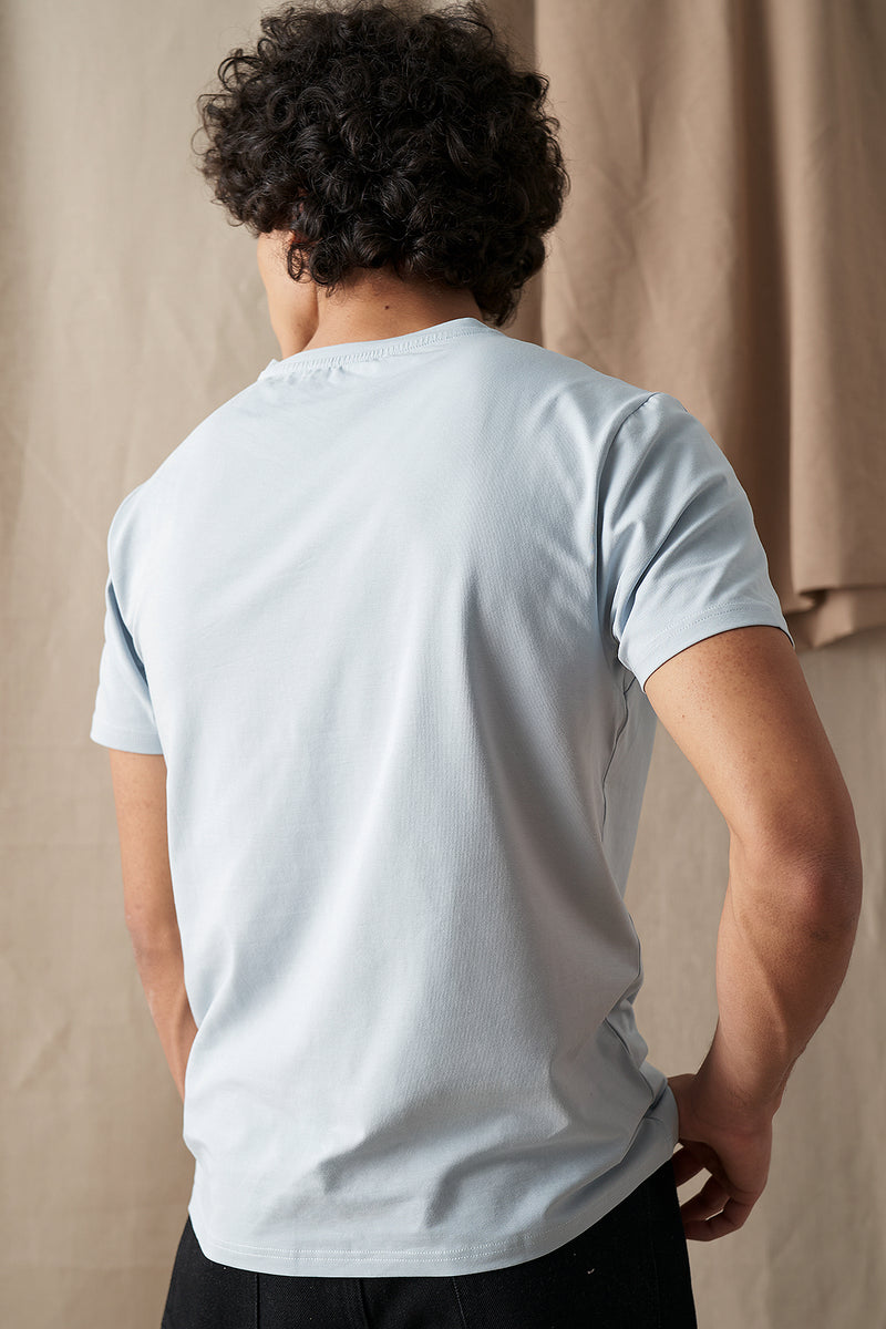 Relaxed Fit Crew Neck T-shirt