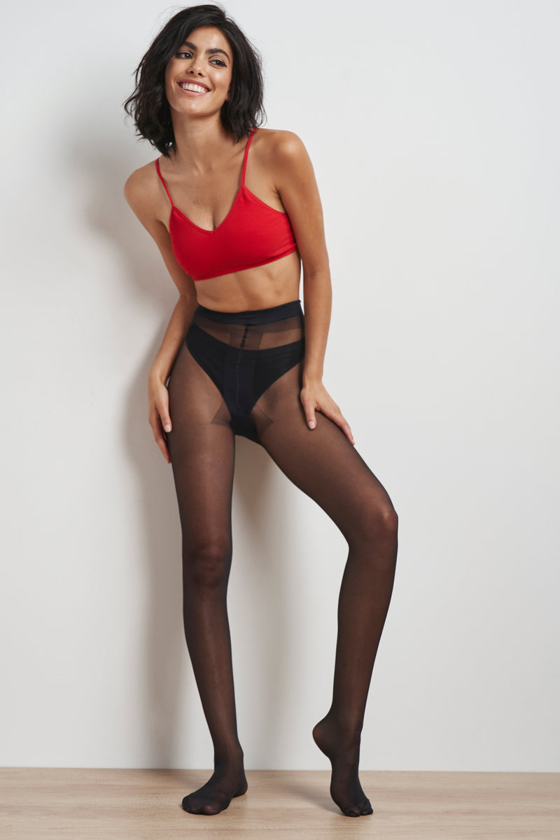 100% Recycled Elin Premium Tights