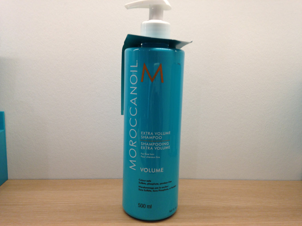 Volume: Extra Volume Shampoo 500ml