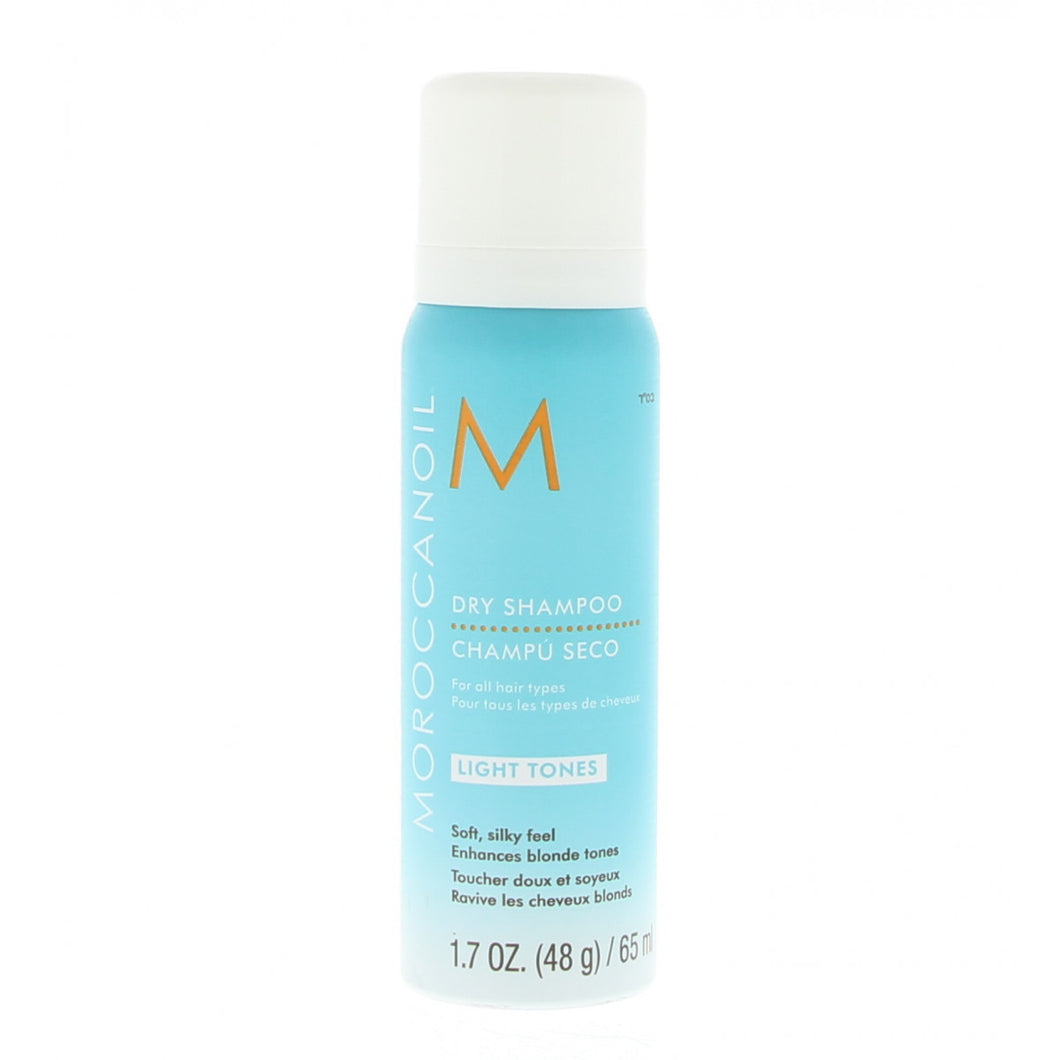 Dry: Moroccanoil Dry Shampoo Light Tones 65ML