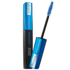 ISADORA BUILD-UP MASCARA EXTRA VOL WATERPROOF Dark Brown 21