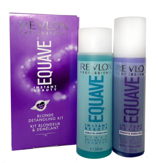 EQUAVE BLOND DUO PACK -