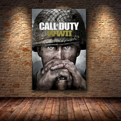 Call of Duty WW2 Wall Poster