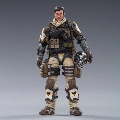 Hell Skull Field Squad Action Figure