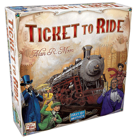 Ticket2Ride