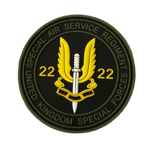 United Kingdom Special Air Service Badge