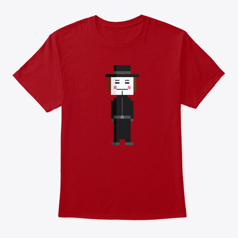 Anonymous Pixel T-Shirt