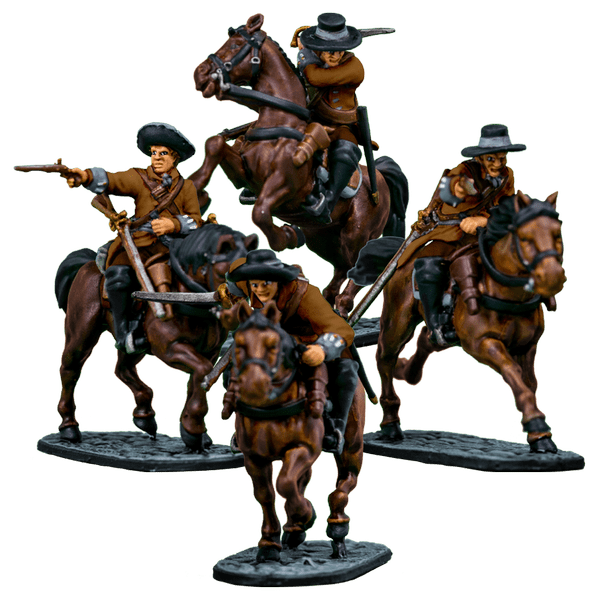 European Militia Calvary Unit