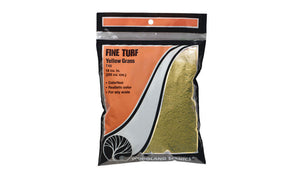Fine Turf: Yellow Grass (Bag)