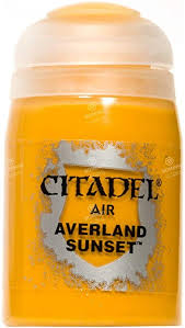 Citadel Air Paint: Averland Sunset