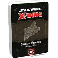 Star Wars Xwing 2nd Ed: Galactic Republic