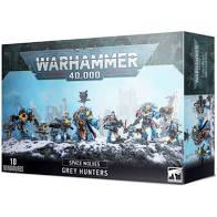 Space Wolves: Grey Hunters (Pack)