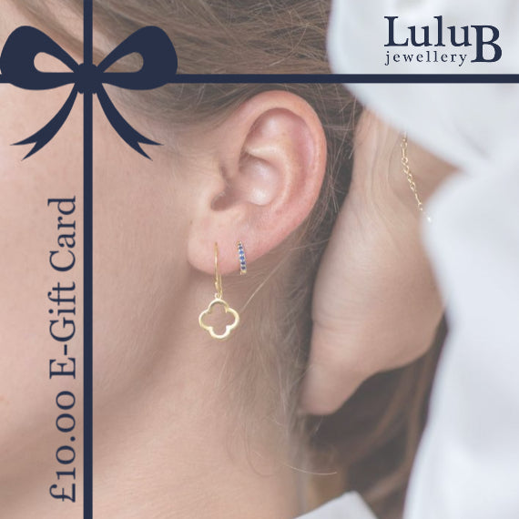 £10 E-Gift Card - Lulu B Jewellery