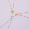 Starfish Necklace - Lulu B Jewellery