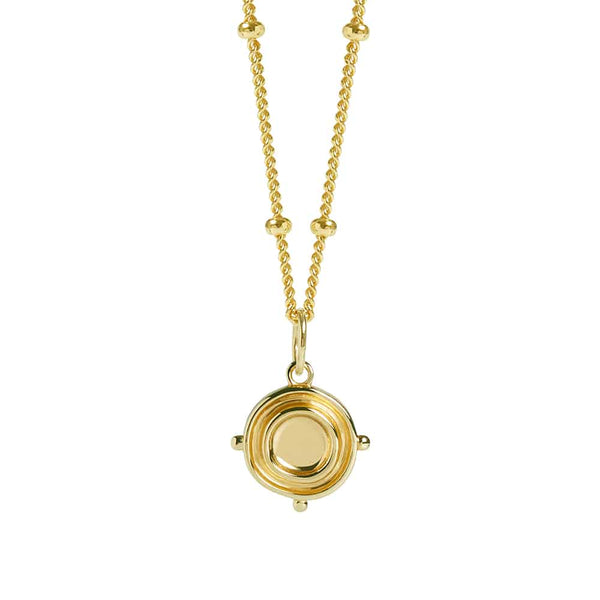 Gold Lucca Necklace - Lulu B Jewellery