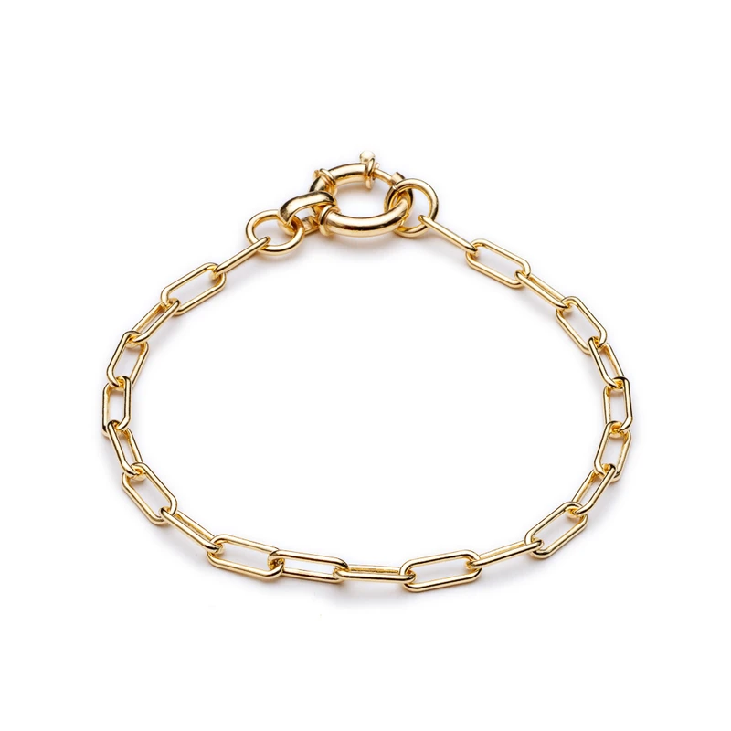 Gold Bond Chain Bracelet - Lulu B Jewellery
