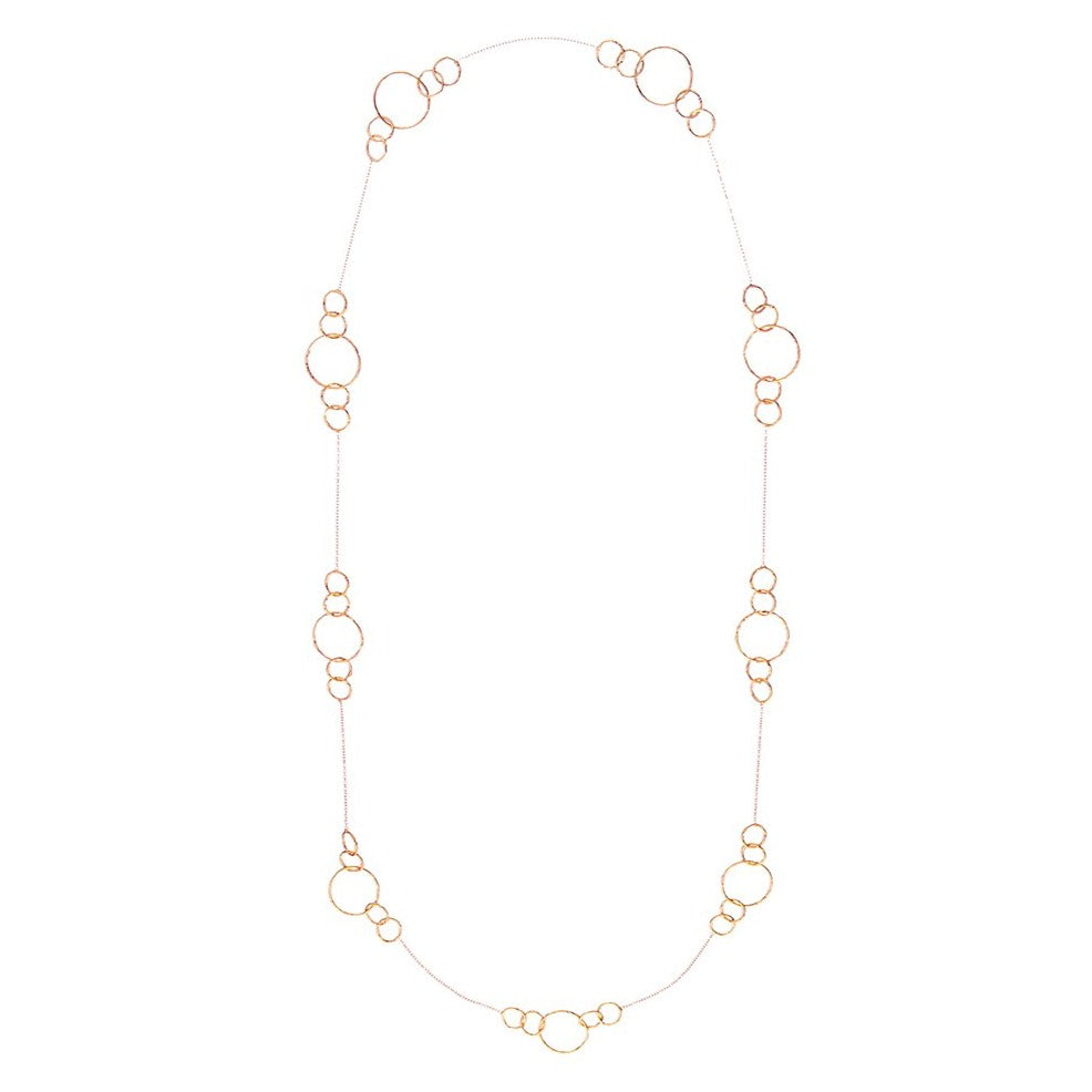Rose Gold Rosie Necklace - Lulu B Jewellery