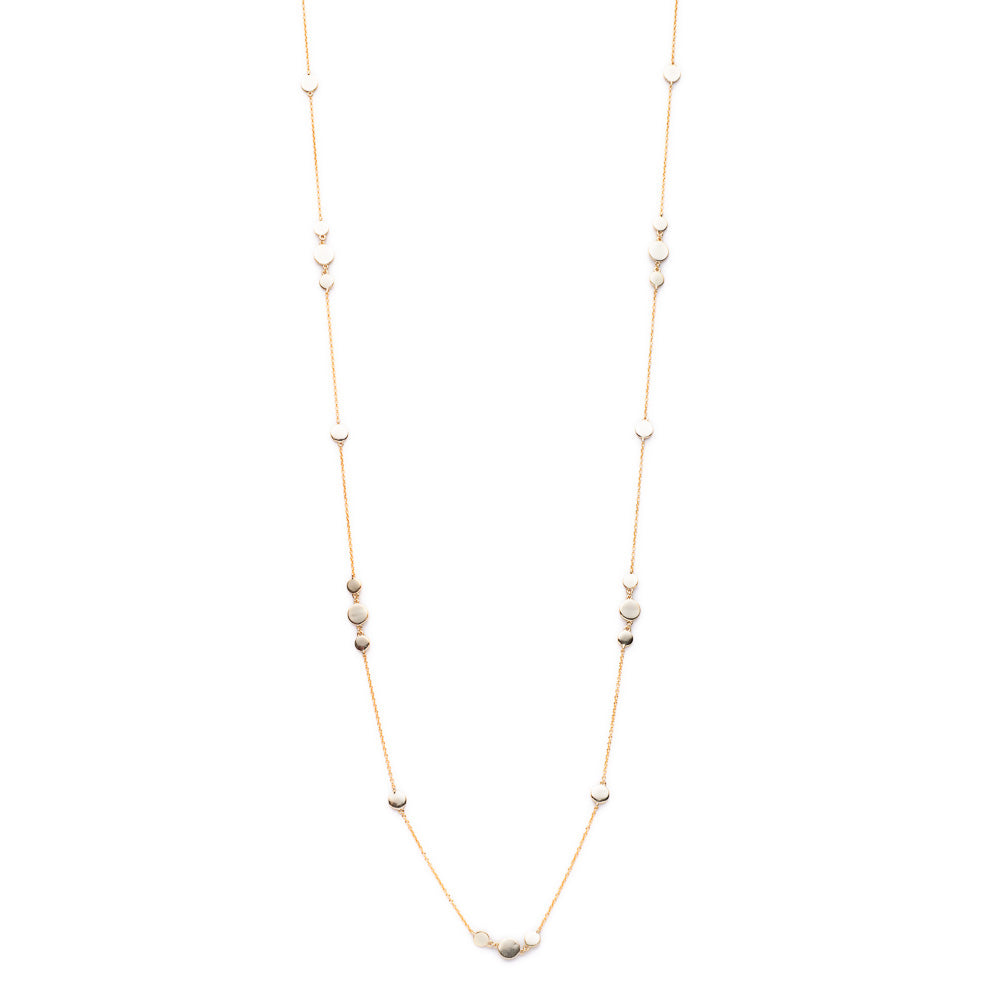 Gold Dakota Chain Necklace- Lulu B Jewellery
