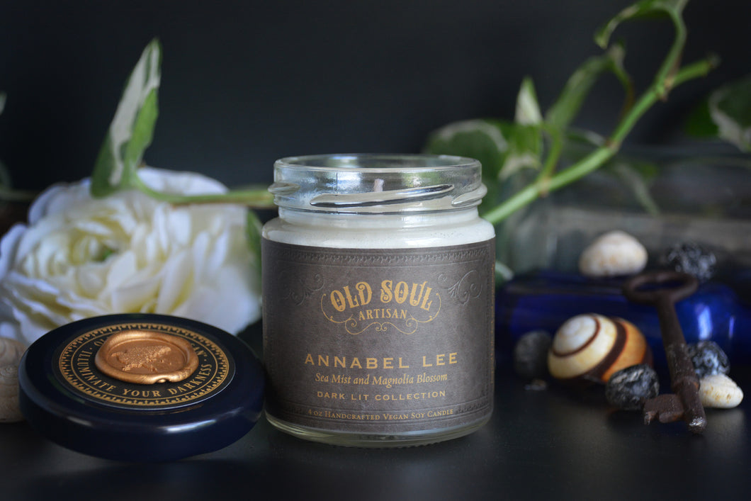Annabel Lee // Old Soul Artisan Candles