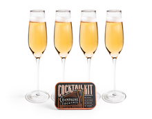 Load image into Gallery viewer, Champagne Cocktail // Cocktail Kit 2 Go