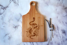 Load image into Gallery viewer, Spell Goddess Cutting Board