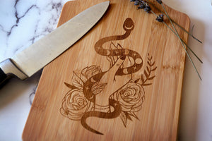 Spell Goddess Cutting Board