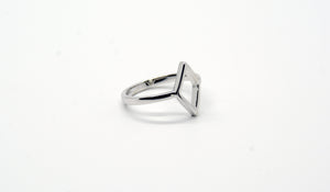 Sterling Silver Power Ring