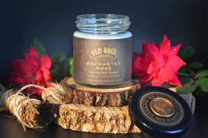 Enchanted Rose // Old Soul Artisan Candles