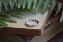 Load image into Gallery viewer, Sterling Silver Forever Ring