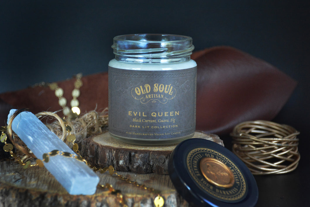 Evil Queen // Old Soul Artisan Candles