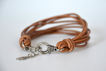Load image into Gallery viewer, Imani Leather Bracelet