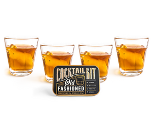 Old Fashioned // Cocktail Kit 2 Go