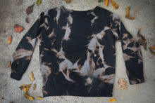 Load image into Gallery viewer, Blank Reverse Tie Dye Sweater