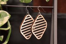 Load image into Gallery viewer, Retro Stripes Earrings