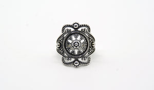 Sterling Silver Witchy Wonder Ring