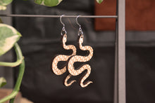 Load image into Gallery viewer, Snake Earrings