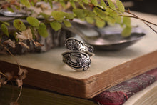 Load image into Gallery viewer, Sterling Silver Spoon Ring