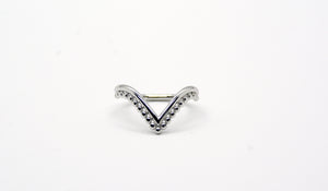 Sterling Silver Vixen Ring