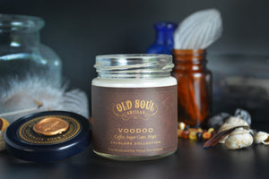 Voodoo // Old Soul Artisan Candles