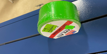 "Load image into Gallery viewer, 2"" Green Duct Tape at ReStore EAST"