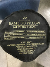 Load image into Gallery viewer, King Bamboo Memory Foam Pillow at ReStore WEST