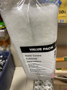 2 PK Roller Cover at ReStore WEST