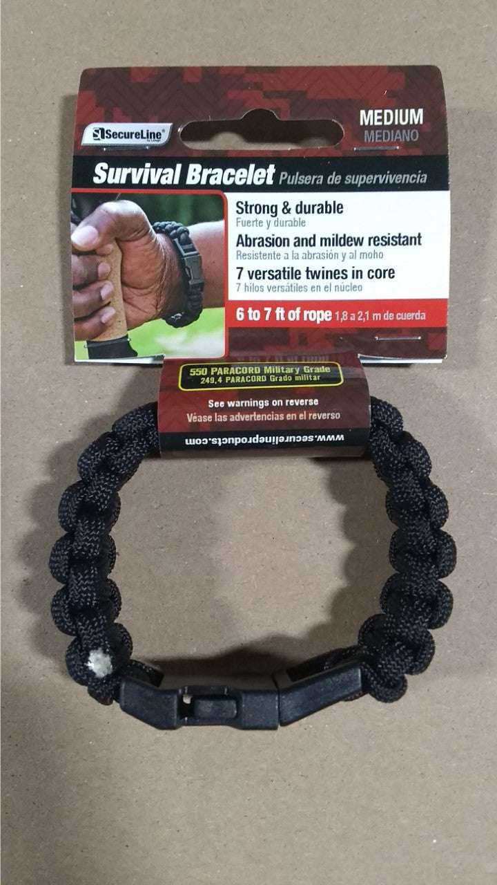 Survival bracelets at ReStore WEST